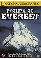 National Geographic - Return To Everest
