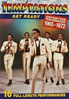 The Temptations - Get Ready - Definitive Performances 1965 to 1972