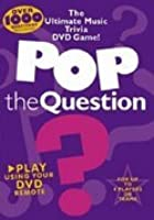 Pop The Question, DVD Game