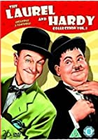 Laurel And Hardy Collection - Vol. 1 - Great Guns/Jitterbug/The