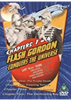 Flash Gordon Conquers The Universe - Vol. 1 - Episodes 1 - 4