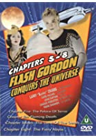 Flash Gordon Conquers The Universe - Vol. 2 - Episodes 5 - 8