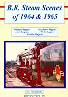B.R. Steam Scenes Of 1964 And 1965