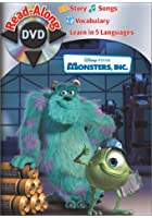 Monsters Inc - DVD Read Along