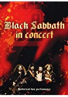 Black Sabbath In Concert