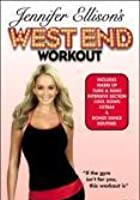 Jennifer Ellison's West End Workout