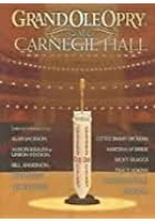 Grand Ole Opry At Carnegie Hall - Various Artists
