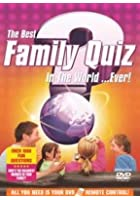 The Best Family Quiz In The World...Ever!