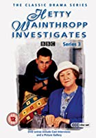 Hetty Wainthropp Investigates - Series 3