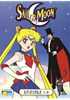 Sailor Moon - Vol. 1 - Episodes 1 To 6