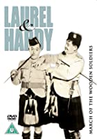 Laurel And Hardy - March Of The Wooden Soldiers