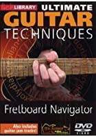 Ultimate Guitar - Fretboard Navigator Vol.1