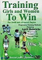 Training Girls And Women To Win Vol.3