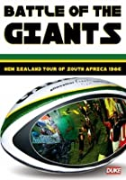 Battle Of The Giants - New Zealand vs South Africa