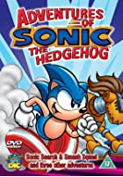 Adventures Of Sonic The Hedgehog - Sonic Search And Smash Squad And Three Other Stories