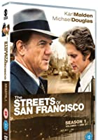 The Streets Of San Francisco - Season 1 - Volumes 1 & 2