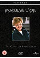 Murder She Wrote - Series 6