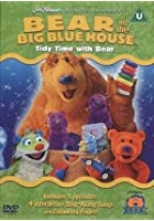 Bear In The Big Blue House - Tidy Time With Bear