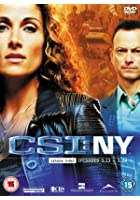 CSI - New York - Season 3 - Part 2