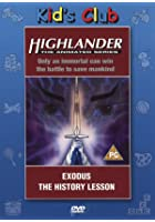 Highlander - Animated Series - Exodus/History Lesson