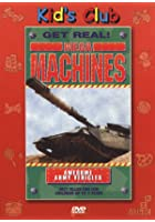 Mega Machines - Awesome Army Vehicles