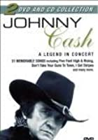 Johnny Cash - The Legend In Concert