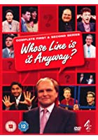 Whose Line Is It Anyway - Series 1 And 2