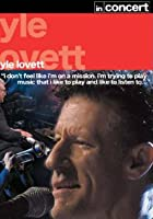 Lyle Lovett - In Concert