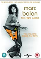 Marc Bolan - The Final Word