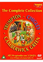 The Complete Collection - Trumpton / Chigley / Camberwick Gree