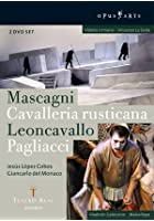 Mascagni - Cavalleria Rusticana/Leoncavallo - Pagliacci