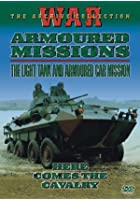 Armoured Missions - Light Tank And Armoured Car Mission