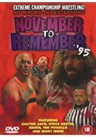ECW - November To Remember '95