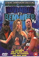 ECW - November To Remember '96