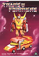 Transformers - Five Faces Of Darkness - Parts 1-5