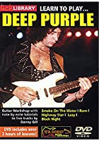 Lick Library - Learn To Play Deep Purple