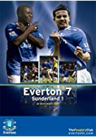 Everton Vs Sunderland