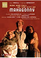 Weill/Brecht - Rise And Fall Of The City Of Mahagonny