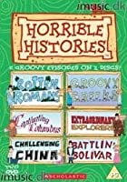 Horrible Histories - Rotten Romans / Captivating Columbus / Challenging China / Groovy Greeks / Extraordinary Explorers / Battling Bolivar