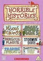 Horrible Histories - Vicious Vikings / Perilous Plague / Trading Timbuktu / Measly Middle Ages / Storming Scots / Marco Polo