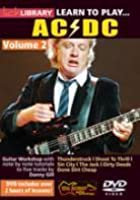 Lick Library - Learn To Play AC/DC - Vol.2