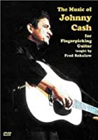 The Music of Johnny Cash for Fingerpicking Guitar