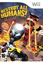 Destroy All Humans 3: Big Willy Unleashed