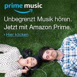 Unbegrenzt Musik hören (und Filme sehen) - mit Amazon Prime. Probier es doch mal aus!
