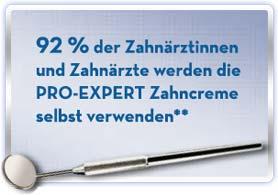 Pro-expert Zahncreme