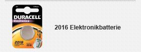 2016 Elektronikbatterie