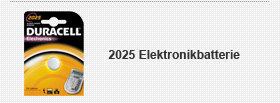 2025 Elektronikbatterie