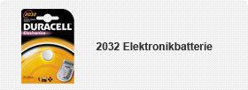 2032 Batterie für medizinische Geräte