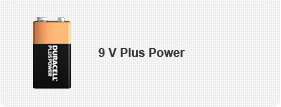 9-Volt Plus Power
