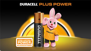 Duracell Plus Power Batterien